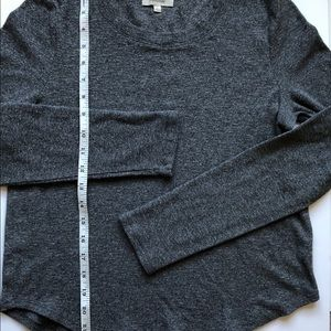 Madewell Tops - Madewell Sound Ribbed Knit Shirt